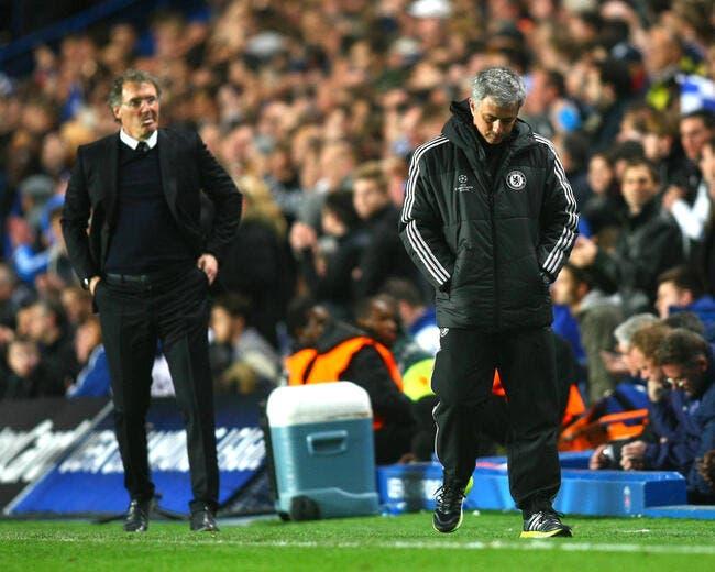 Blanc tient mieux son vestiaire que Mourinho note Leboeuf