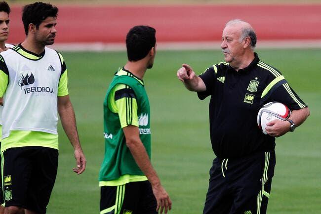 L'Espagne demande à Diego Costa de se calmer