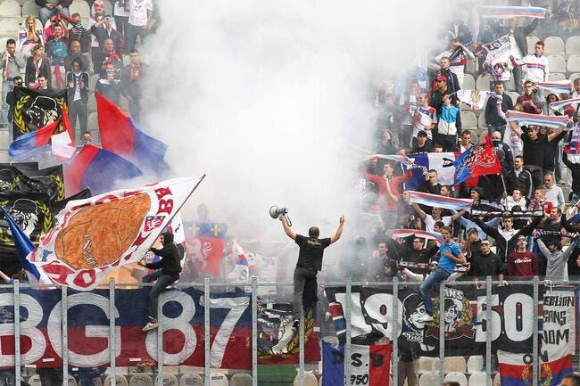 Trois supporters de l'OL condamnés à la prison après le derby