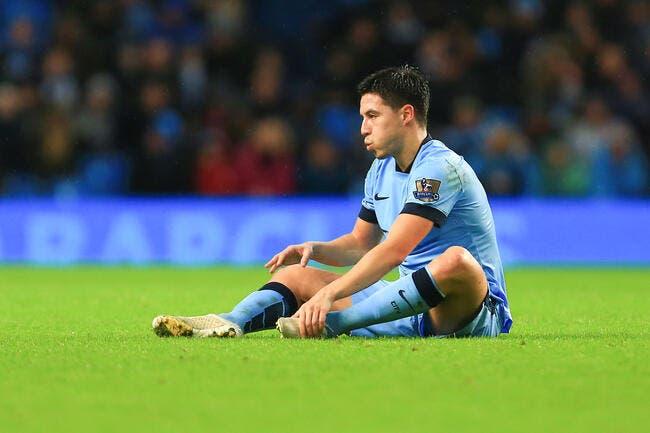 Nasri serait-il déjà condamné à Manchester City ?