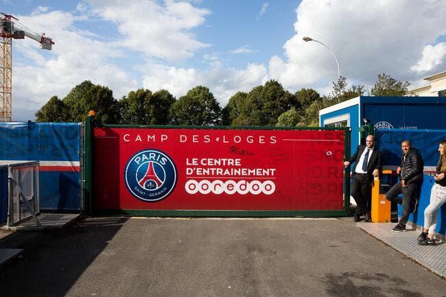 Annonce imminente pour le futur camp d'entraînement du PSG