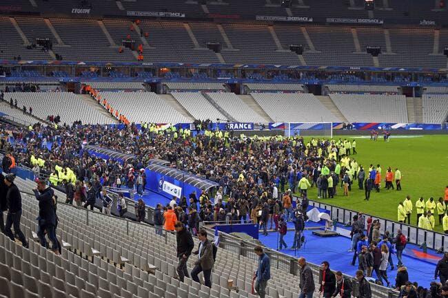 Le témoignage de Gasquet au coeur du Stade de France