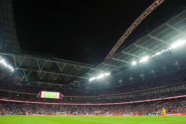 Les Anglais préparent un geste historique pour la France à Wembley