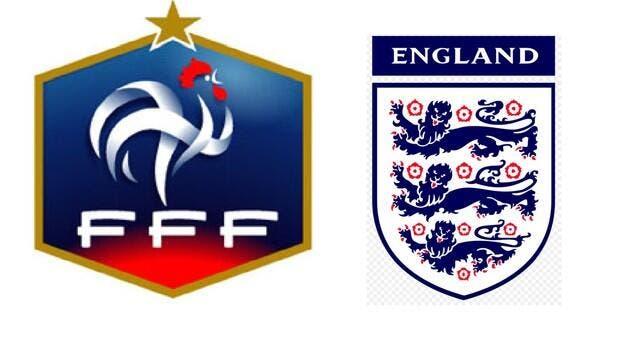 Angleterre-France maintenu mardi à Wembley