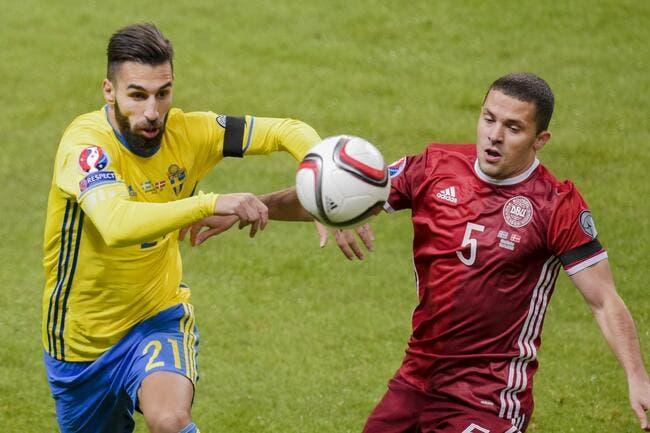 Suède - Danemark : 2-1