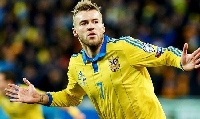 Ukraine - Slovénie : 2-0