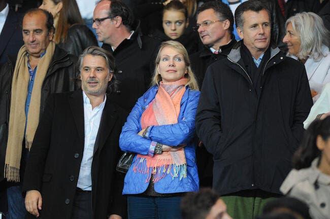 Margarita Louis-Dreyfus et l'OM «choqué et attristés» par les attentats