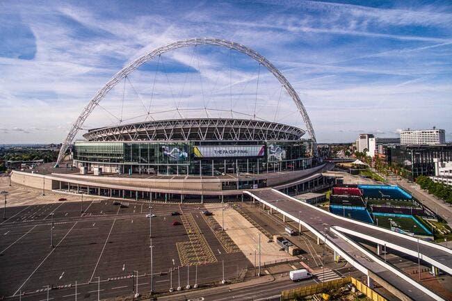 Angleterre-France : le programme des hommages à Wembley