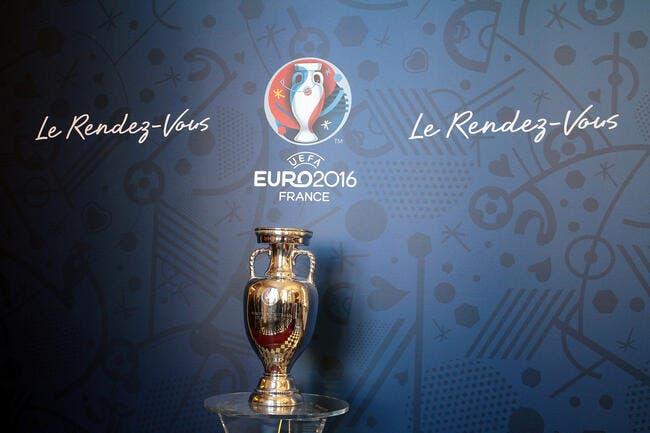 Euro 2016 : L'UEFA confirme que la France sera le pays hôte
