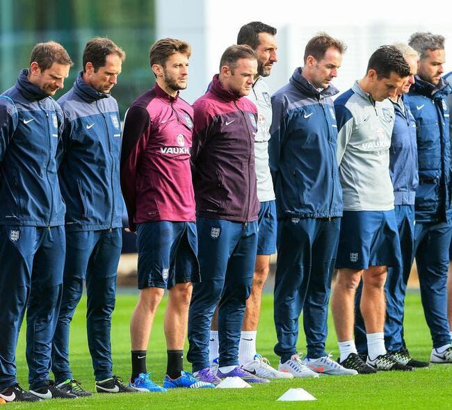 Angleterre-France, le terrorisme ne gagnera pas annonce Rooney