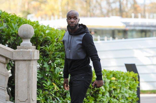 Lassana Diarra n'a pas souhaité quitter les Bleus malgré le drame