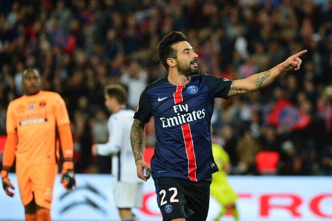 Le PSG demande 5 ME au Barça pour Lavezzi !