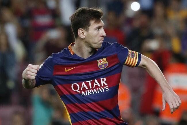 Messi disponible pour un salaire de 850.000 euros par semaine !