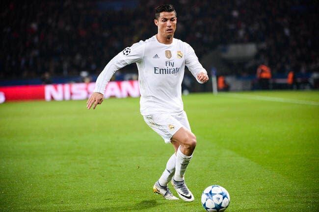 SFR recrute Cristiano Ronaldo pour ses publicités