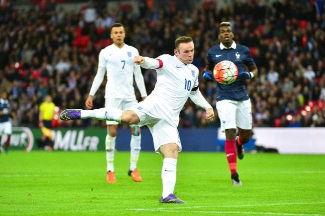 Angleterre-France, les Bleus n'y étaient pas