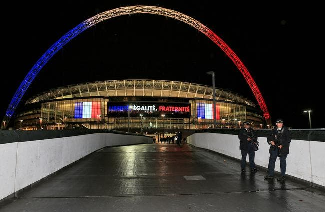 Angleterre - France : les compos