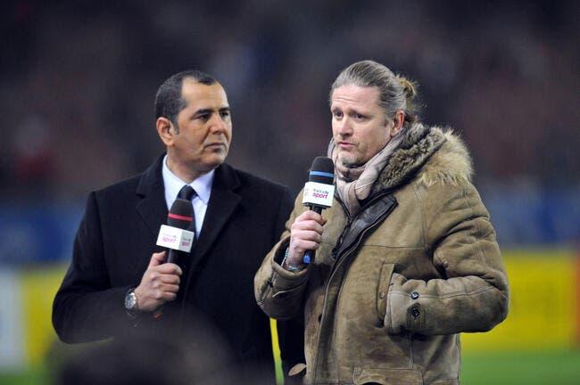 Emmanuel Petit a «beaucoup pleuré» devant sa télé
