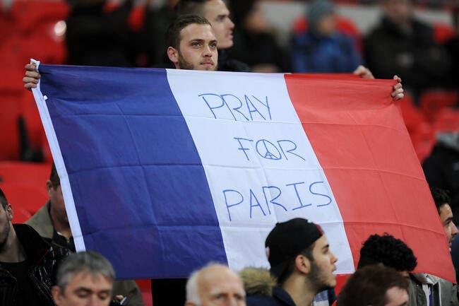 La vidéo de La Marseillaise chantée à Wembley