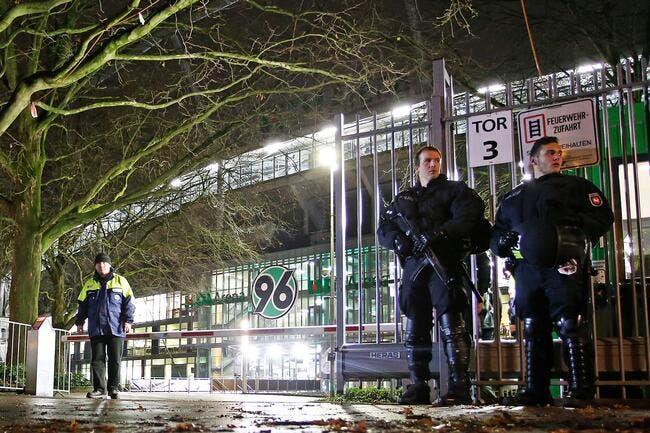 Un attentat planifié à Hanovre pour Allemagne-Pays-Bas ?