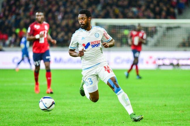 Un club négocie à Marseille le transfert de Nkoulou !