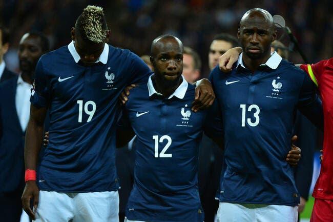 Lassana Diarra n'a rien demandé de spécial pour Angleterre-France