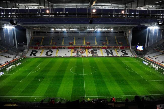 Le RC Lens annule l'inauguration de Bollaert rénové