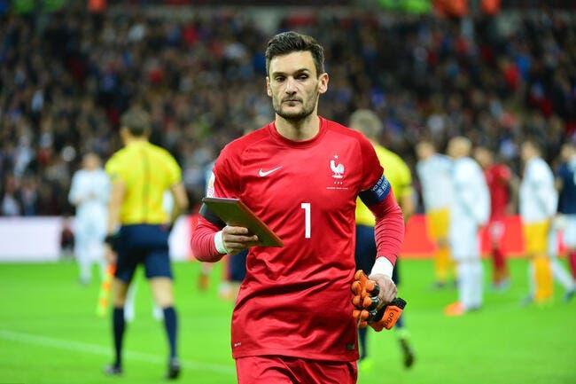 Lloris est fier d'avoir joué Angleterre-France