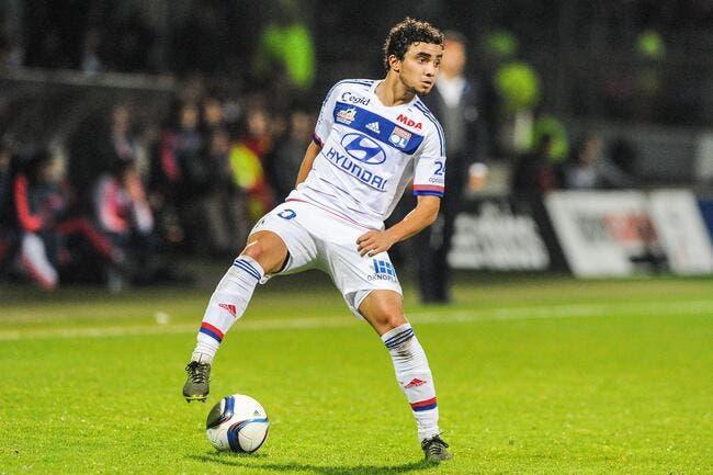 Rafael joue à l'OL mais rêve de son club de cœur