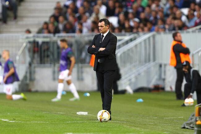 Sagnol craint les conséquences des attentats sur Bordeaux