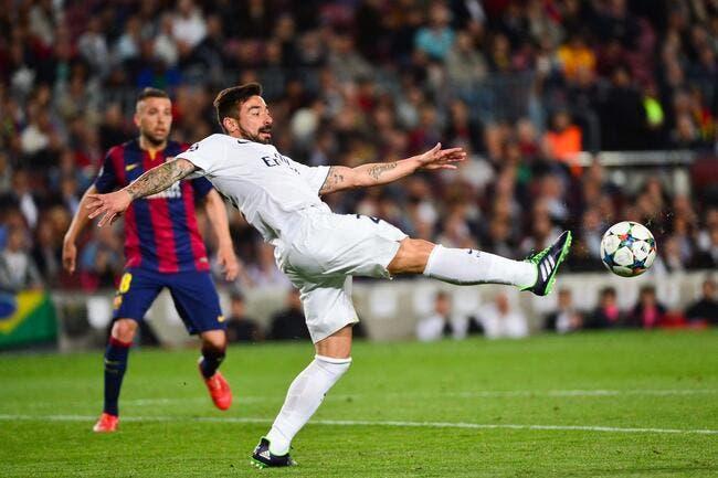 Lavezzi rêve du Barça et le dit haut et fort