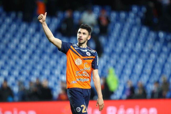 Sanson est de retour, Montpellier ne joue plus le maintien