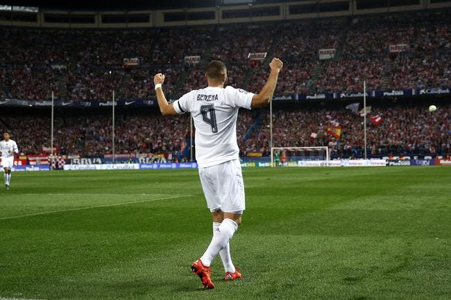 Le Real convoque Benzema pour le Clasico