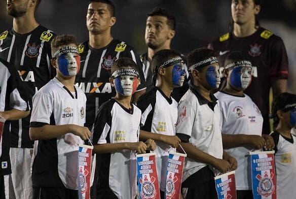 Photo : Le bel hommage à la France venu du Brésil