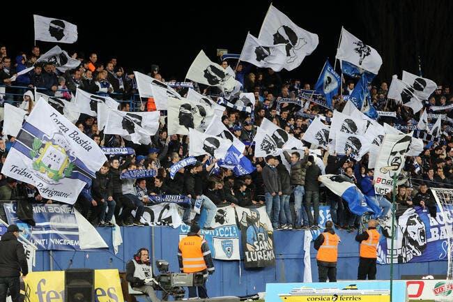 Bastia diffusera finalement la Marseillaise avant le derby