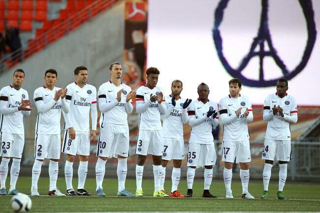 Blanc avoue que le PSG a gagné à Lorient avec la tête à Paris