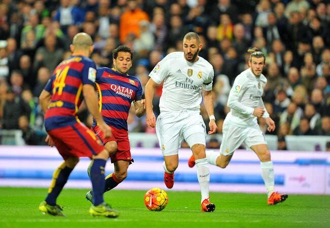 Le Barça humilie le Real Madrid !
