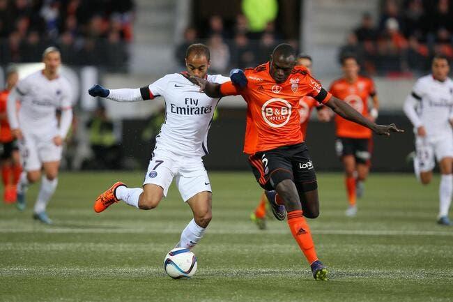 Lorient « a un peu perdu le fil », et c'était fini