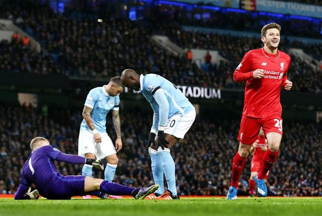 Manchester City - Liverpool : 1-4