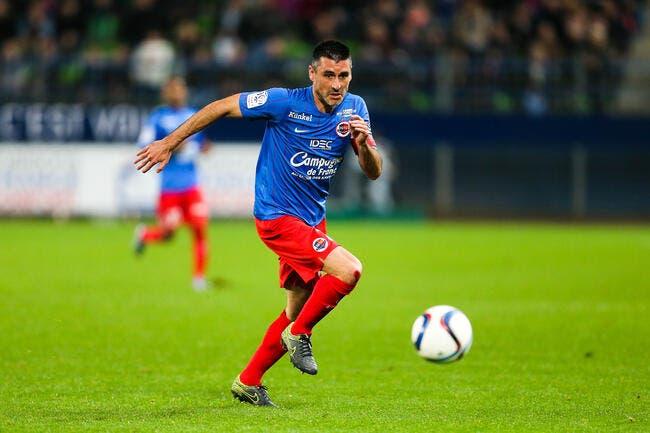 A 10 contre Angers, Caen tient la barre