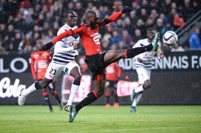 Bordeaux accroche Rennes, le maudit des pénaltys