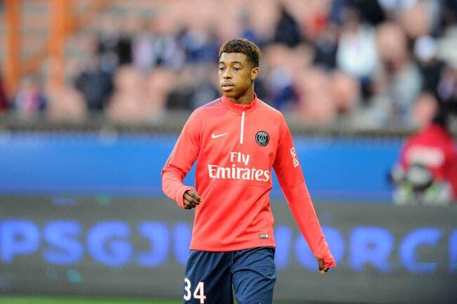 Un joueur du PSG choqué a oublié 34 minutes du match à Lorient