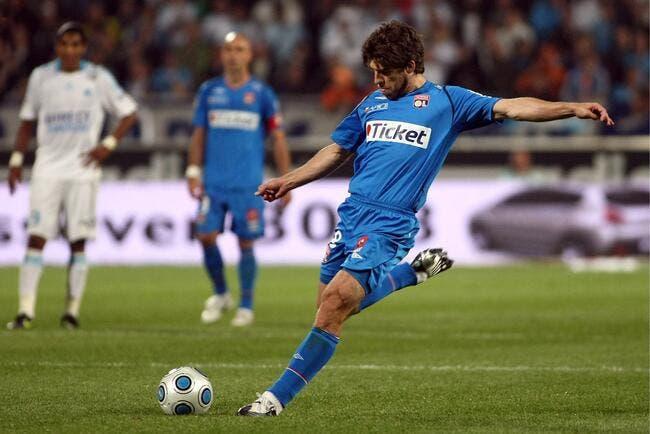 Juninho va revenir à Lyon pour l'histoire !