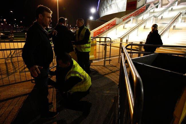 L'OL ne chipotera pas pour la sécurité des supporters