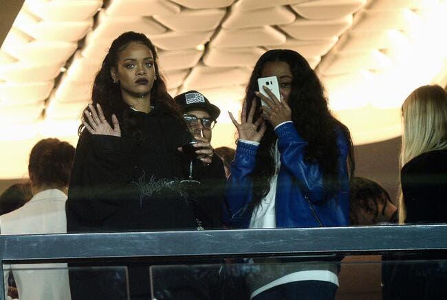 Rihanna s'invite au Grand Stade de l'OL !