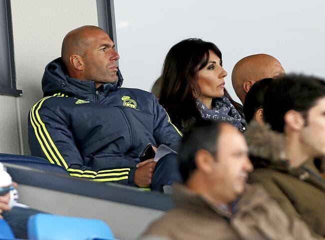 Zidane ne fera pas éjecter Benitez pour entraîner le Real Madrid