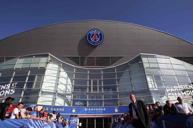 Le Parc des Princes transformé en camp retranché pour le PSG !