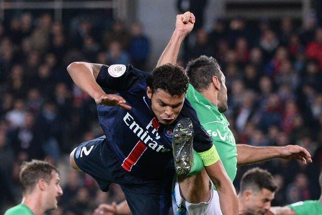 Thiago Silva jure de ne jamais tromper le PSG en Europe