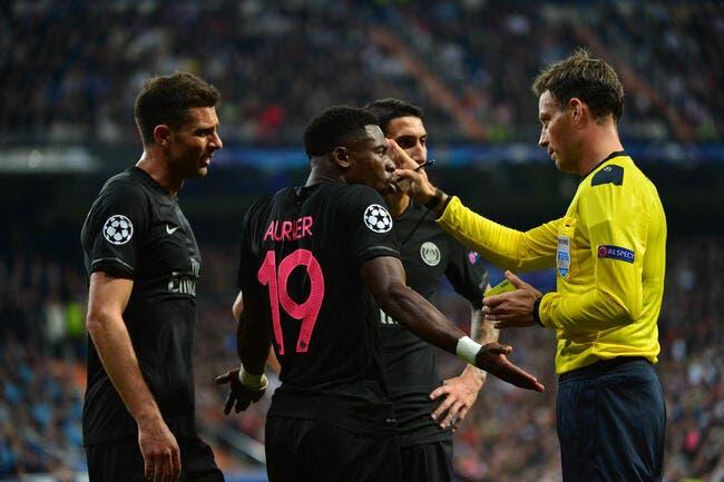 Aurier agacé de ne pas être traité comme les stars du PSG ?