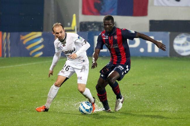 GFC Ajaccio - Guingamp : 0-1 (a.p.)