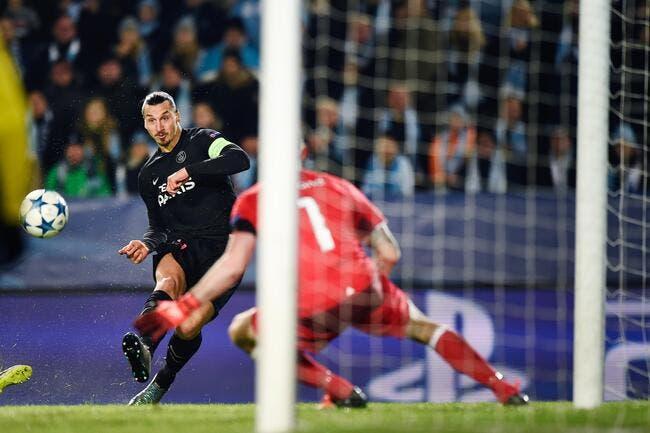 Ibrahimovic : «Le but c'est de gagner cette Ligue des champions»